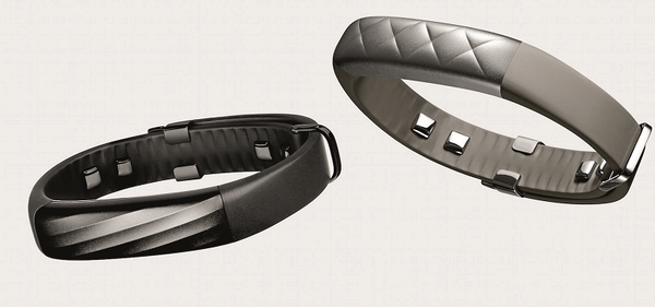 Jawbone's UP 3 bands